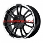 5/100/7x16 AMERICAN RACING 72,62/42 AR881 Black/Machined